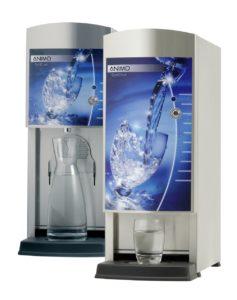 OptiCool kylmävesiautomaatit